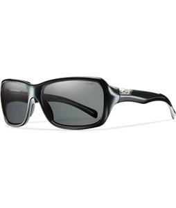 Smith Brooklyn Sunglasses Black/Polarized Gray Lens