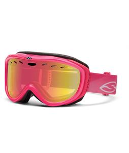 Smith Cadence Goggles Shocking Pink Blockade/Red Sensor + Rc36 Lens
