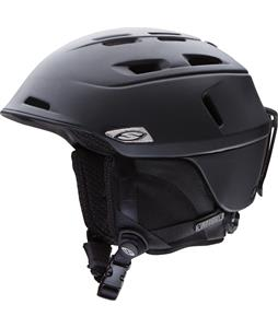 Smith Camber Snow Helmet Matte Black