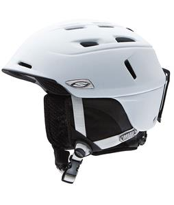 Smith Camber Snow Helmet Matte White