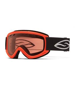 Smith Cascade Goggles Neon Orange/Rc36 Lens