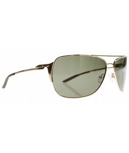 Smith Foley Sunglasses Gold/Polarized Gray Green Lens