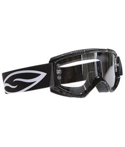 Smith Fuel V.1 Max Goggles Black Danger/Clear Lens