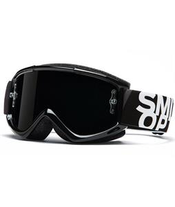 Smith Fuel V.1 Max M Goggles Black/Blackout Lens