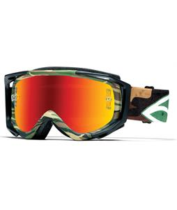Smith Fuel V.2 Sweat-X M Bike Goggles