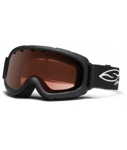 Smith Gambler Goggles Black w/ Rc36 Lens