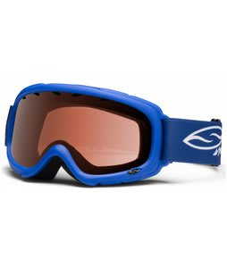 Smith Gambler Goggles Blue w/ Rc36 Lens