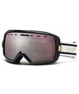 Smith Heiress Goggles Black/White Bristol/Ignitor Lens