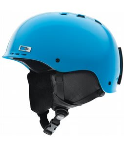 Smith Holt Snowboard Helmet Cyan