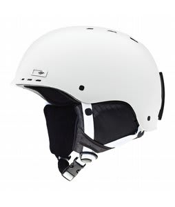 Smith Holt Snowboard Helmet Matte White