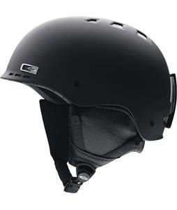 Smith Holt Snow Helmet Matte Black