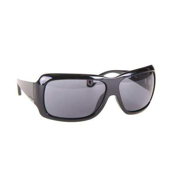 Smith-Invite-Damen-Sonnenbrille-Schwarz-Glaeser-Grau