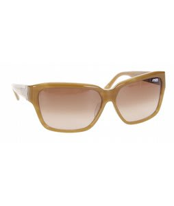Smith Jett Sunglasses Brown Horn.Brown Gradient Lens