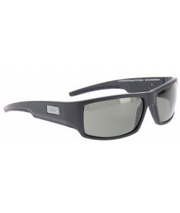 Smith Lockwood Sunglasses Black/Polarized Gray Green Lens
