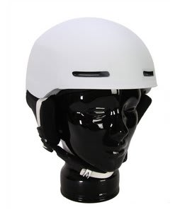 Smith Maze Audio Snowboard Helmet Matte White