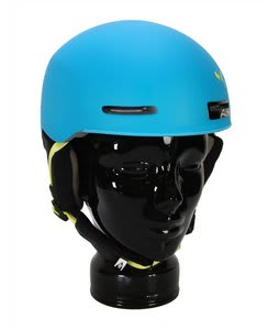 Smith Maze Snow Helmet Neon Synth