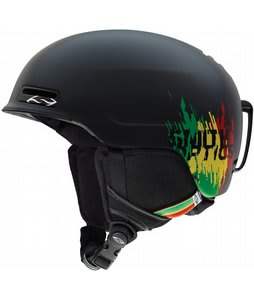 Smith Maze Snowboard Helmet Irie Mission