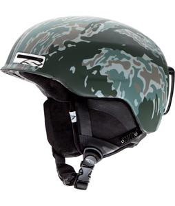 Smith Maze Snow Helmet Matte Cypress Camo
