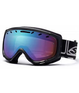 Smith Phenom Goggles Black Foundation/Sensor Lens
