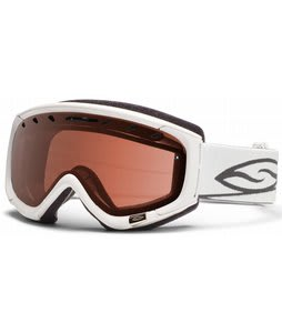 Smith Phenom Goggles White w/ Rc36 Lens