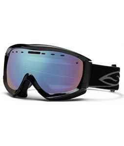Smith Prophecy Goggles Black/Blue Sensor Lens