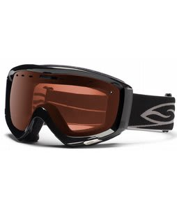 Smith Prophecy Goggles Black w/ Polarized Rose Copper Lens