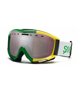 Smith Prophecy Goggles Irie Stereo/Ignitor Mirror Lens