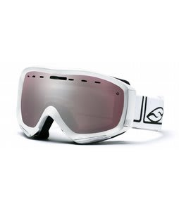 Smith Prophecy Goggles White Foundation/Ignitor Mirror Lens