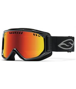 Smith Scope Goggles Black/Red Sol-X Lens