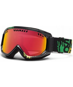 Smith Scope Goggles Irie Mission w/ Red Sensor Mirror Lens