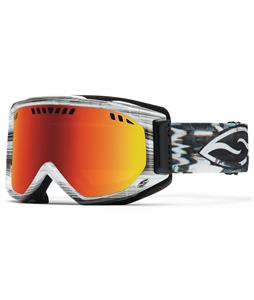 Smith Scope Goggles Vertical Hold/Red Snesor Lens