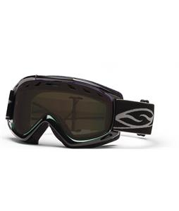 Smith Sentry Goggles Black/Blackout Lens