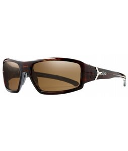 Smith Spoiler Sunglasses Square Tortoise/Polarized Brown Lens