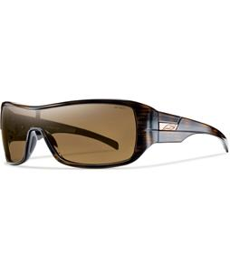 Smith Stronghold Sunglasses Brown Stripe/Polarized Brown Lens