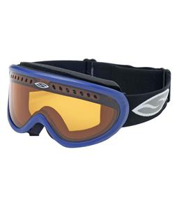 Smith Sundance II Snowboard Goggles Royal/Gold Lens