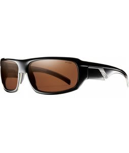 Smith Tactic Sunglasses Black/Polarized Copper Lens