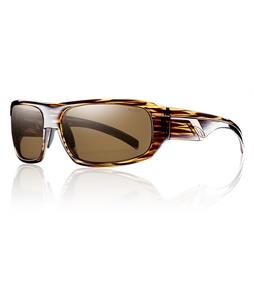 Smith Tactic Sunglasses Mahogany/Brown Polarized Lens