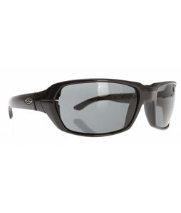 Smith Trace Sunglasses Black/Clear Lens