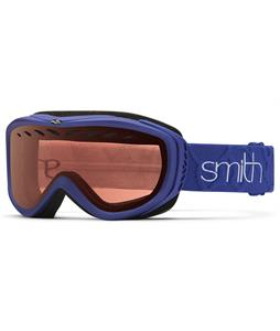 Smith Transit Goggles Sapphire/Rc36 Lens