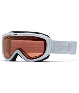 Smith Transit Goggles White/Rc36 Lens