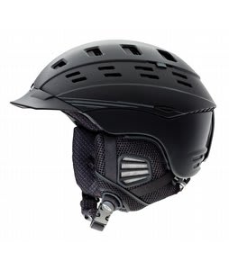 Smith Variant Brim Snowboard Helmet Matte Black
