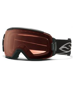 Smith Vice Goggles Black/Blackout Lens