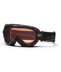Smith Virtue Polarized Goggles Black/Rose Copper Polarized Lens
