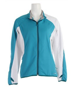 Salomon Superfast II Cross Country Ski Jacket Bay Blue/White