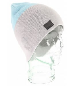 Spacecraft Offender Light 2 Stripe Beanie Light Grey