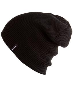 Spacecraft Offender Beanie Black