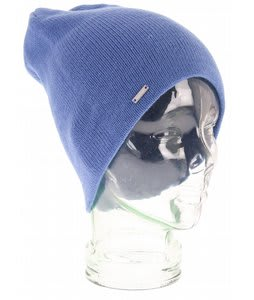 Spacecraft Offender Light Solid Beanie Blue
