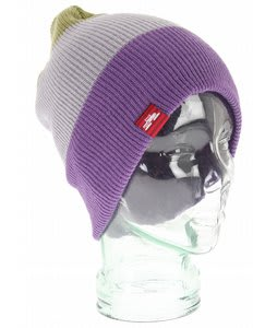 Spacecraft Offender Stripe Beanie Viola
