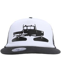 Spacecraft Snowcat Trucker Cap