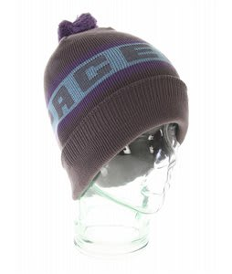 Spacecraft Spacecraft Beanie Dk Grey